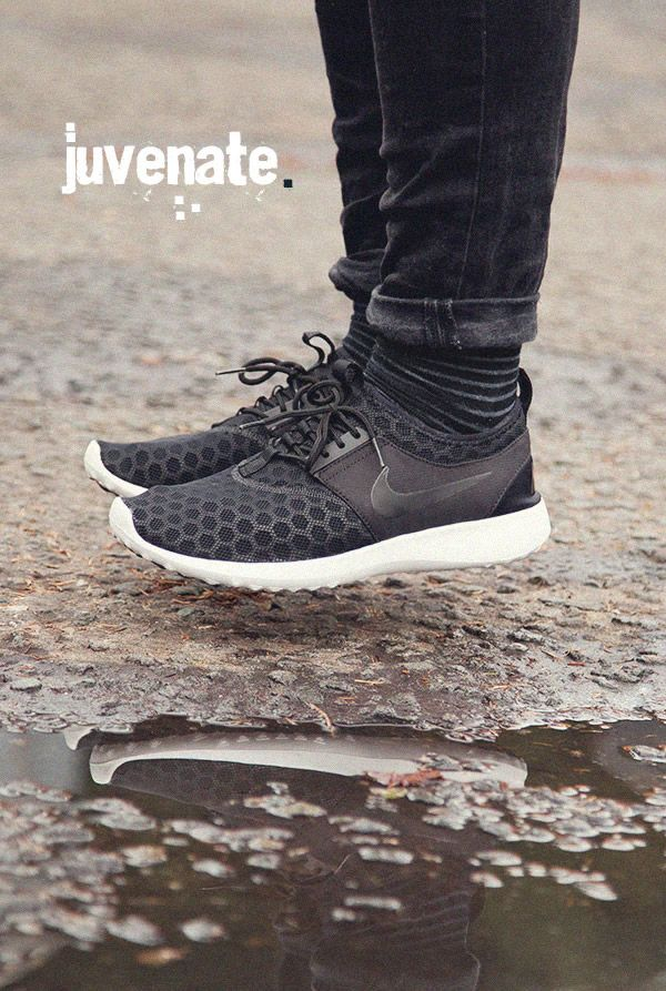 Nike Juvenate: Black · StreetwearNikeSneakers
