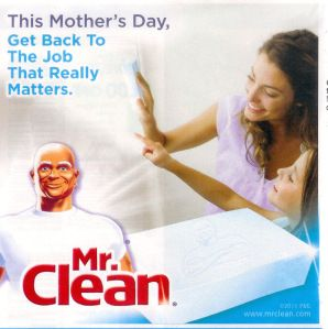 Gender Stereotypes In Advertising Gender Stereotypes Mother S Day Promotion Stereotype