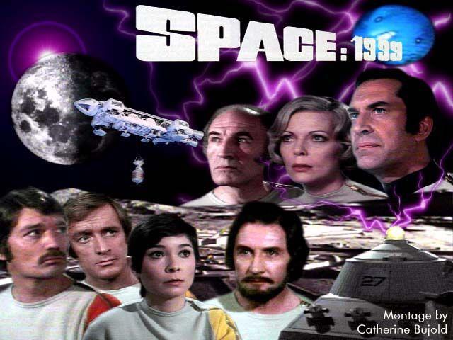 Space 1999. Series de tv, Ciencia ficcion, Cine