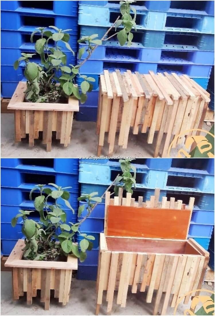 Wooden Pallets Diy Pallet