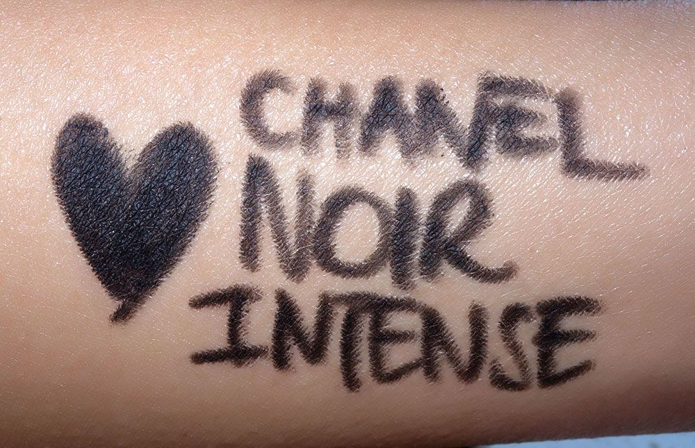 ... cfc97 687a9 Chanel Stylo Yeux Waterproof Eyeliner in 88 Noir Intense --  the best black ... 503ede15f8