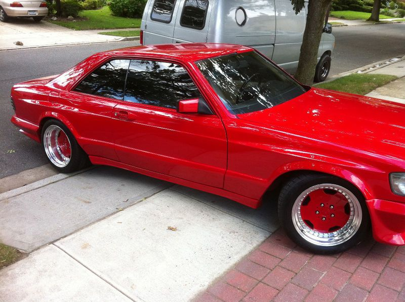"""1992 """"The Hammer"""" AMG Widebody Coupe - Google Search"""