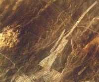 Geoglifo gigante impacta la provincia