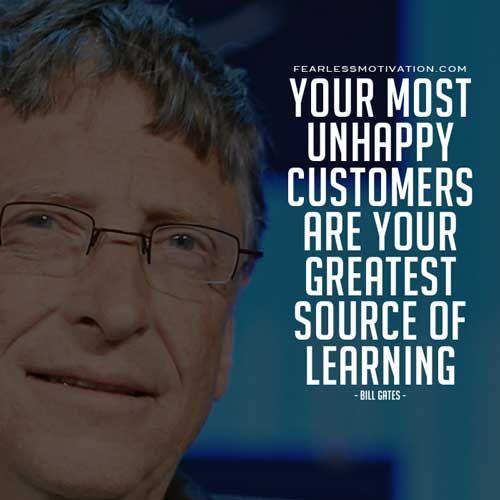 #BILLGATES Quotes On #Success and #Money - Bill Gates ...