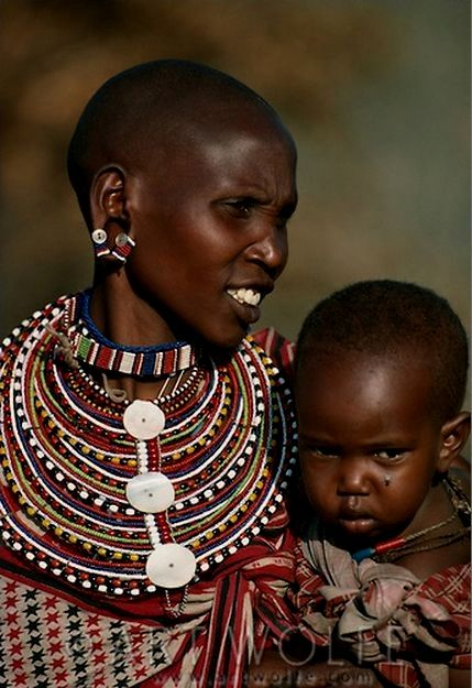 The Face of the Maasai - Thirdeyemom
