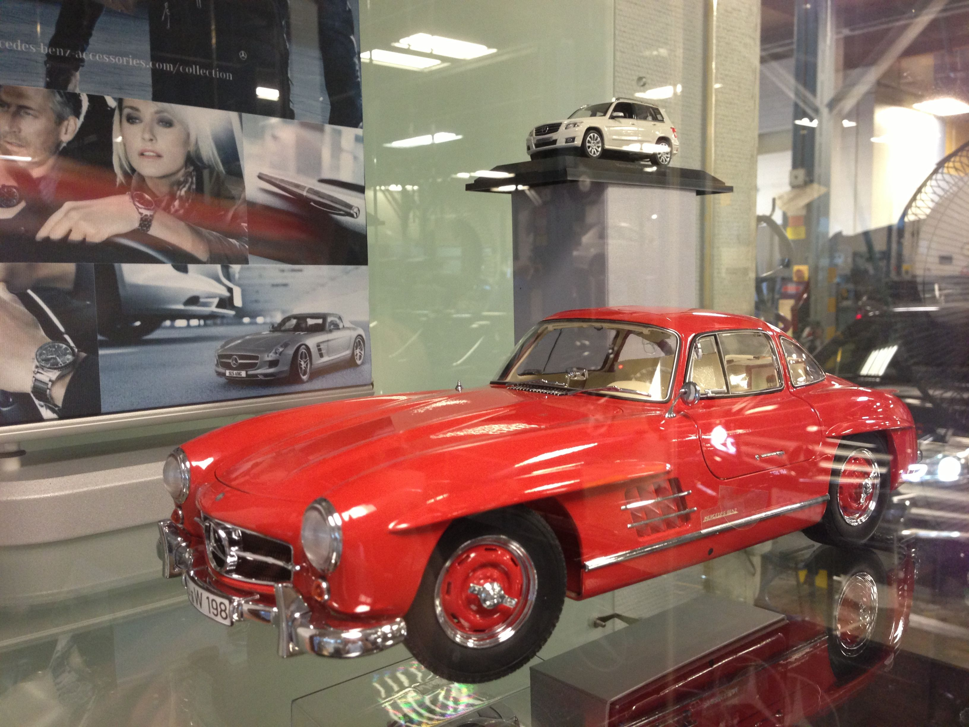 1 12 scale mercedes 300sl gullwing