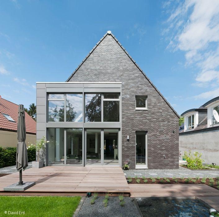 Architekt Duisburg außen kompakt und innen ganz offen mit diesem konzept erfüllte