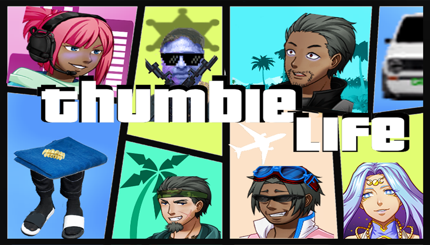 ThumbieLife HTML5 Game On Play iDev Games