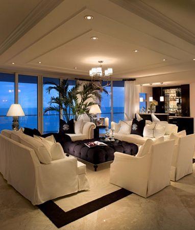 Interiors By Steven G Pompano Beach Fl Condo Decorating