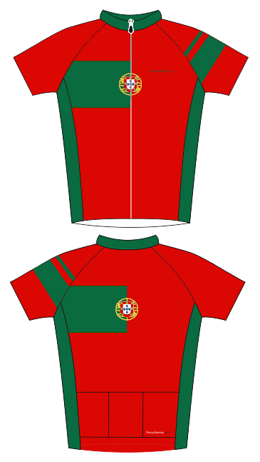 Off to Portugal this summer  Why not treat yourself to a smashing Portuguese  cycle jersey  a78b8b86d
