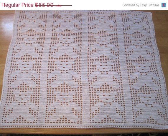 Sleep Tight Teddy Bear Blanket - Free Pattern | Breien en haken ... | 462x570