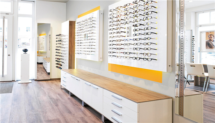 Fashion Optical Displays Modern Optical Shop Design Ideas Eyewear Store Interior Design Optical Shop Interior Design Layout Shop Interior Design Shop Design