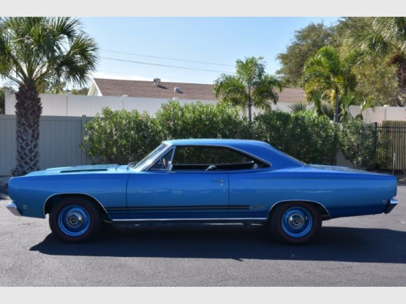 1968 Plymouth Gtx For Sale Classic Car Ad From Collectioncar Com Plymouth Gtx Mopar Muscle Cars Plymouth