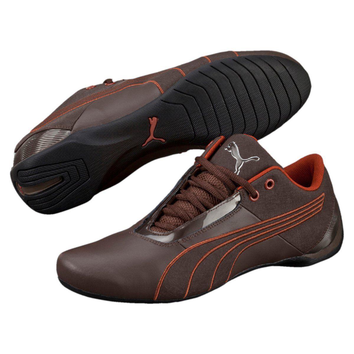 Zapato para caminar casual SF Future Cat para hombre, Puma White-Rosso Corsa-Puma White, 7 M US