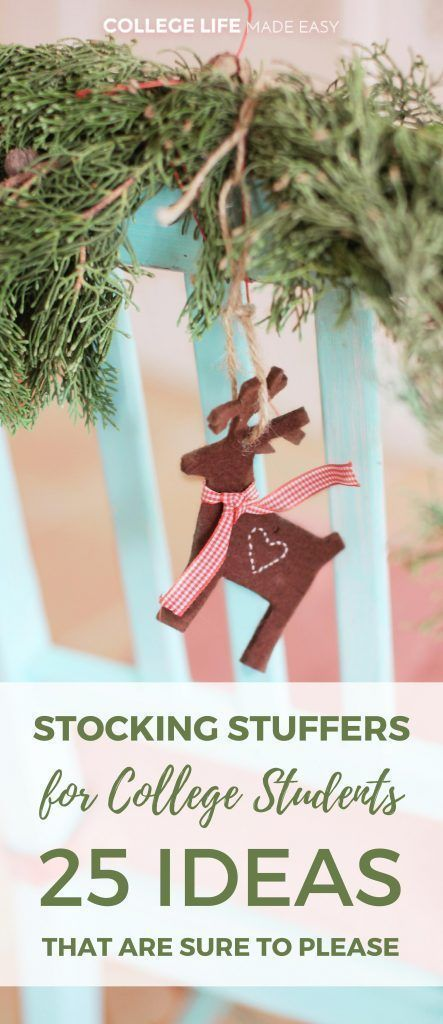 Stocking Stuffers for College Students 25 A+ Ideas College Care
