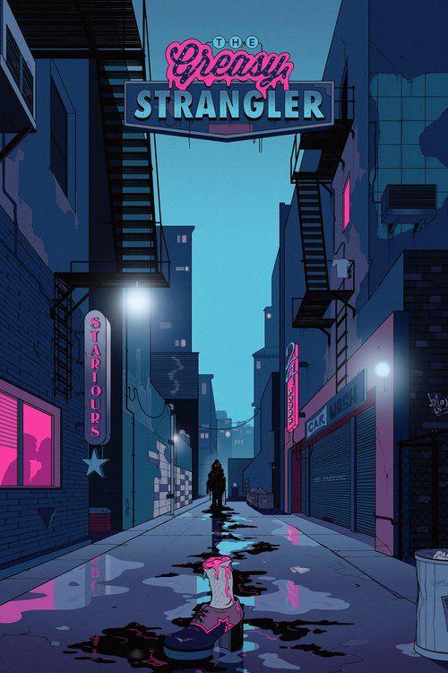 TodoMovies - The Greasy Strangler (2016)