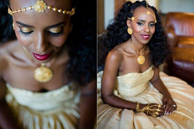 The Melsi Tradition E R I T R E A N B R I D E Pinterest - Ethiopian brides hairstyle