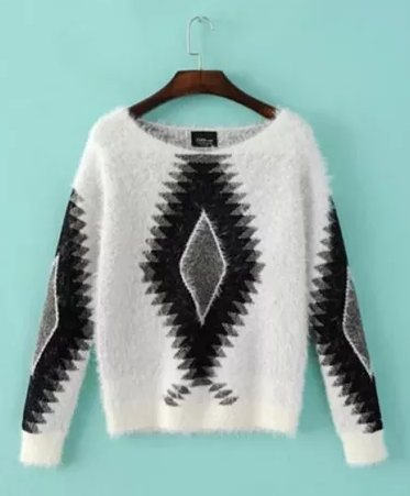 Latest Ladies Sweater Design - Check out these best winter wear for women. Designer  Collection for Latest Ladies Sweater Design. d8c2646d9
