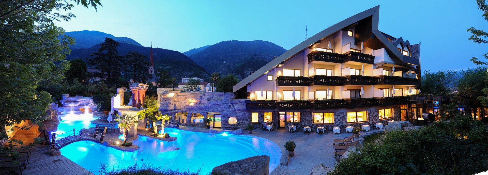 Hotel Vier Jahreszeiten In Sudtirol First Class Hotel Mit