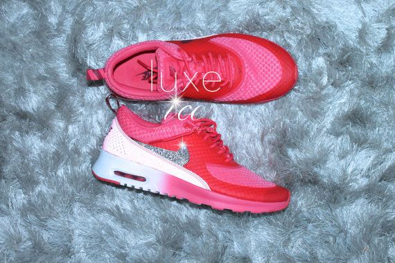 Nike Air Max Thea Premium w/Swarovski dettaglio cristalli - luce Base grigio/Cool Grey/Metallic