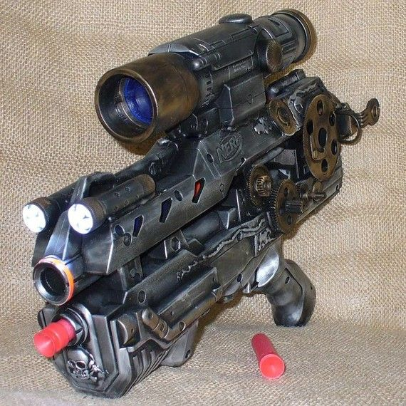 Most realistic NERF gun Ever! Bolt-Action rifle Mosin Nagant DIY tutorial ⋆  KFB