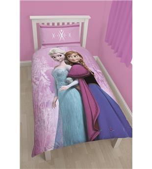 Disney Frozen Spring Single Duvet Cover Set Disney Frozen Bedrooms