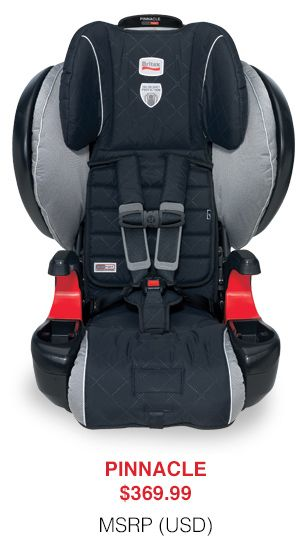 Britax Car Seat LATCH Has Weight Limits When The Combined Of Your Child And