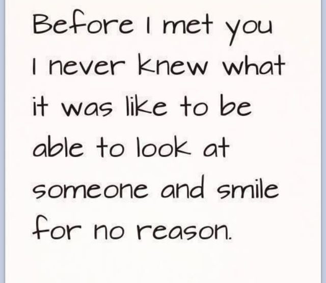 Before I Met You Quote Cute Quotes Love Quotes Quotes Cute Quotes