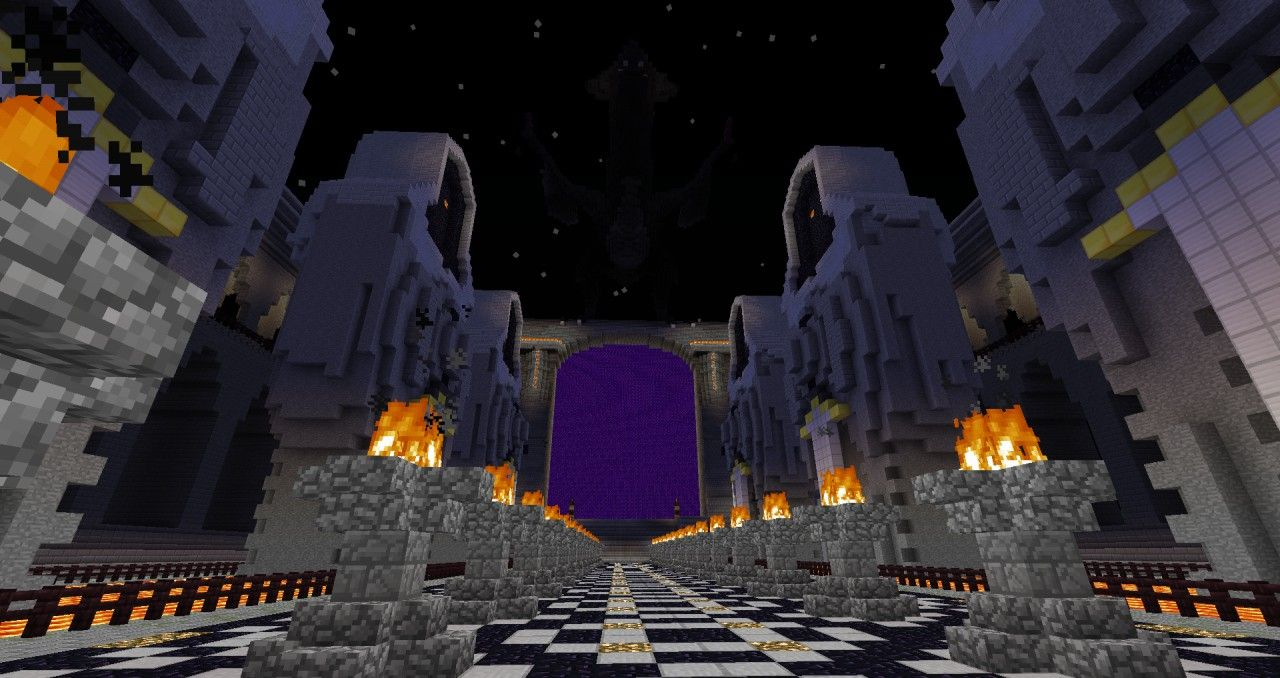 how to find your portal in the nether