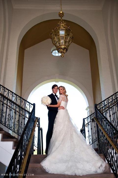 Ivanka Trump Ivanka Trump Wedding Dress Melania Trump Wedding Trump Wedding Dress