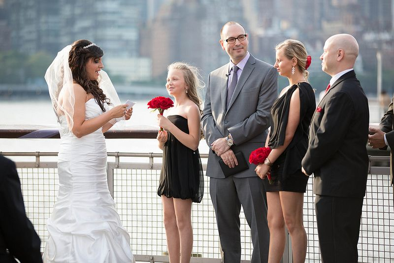 "Wedding Vows For Blended Families: Kids Say, ""We Do, Too"