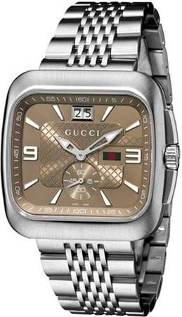 b6ed52a84 YA131301 - Authorized Gucci watch dealer - Mens Gucci Coupe