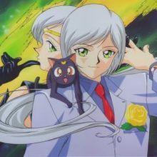 Yaten And Sailor Star Healer Sailor Moon Stars Sailor Moon Character Sailor Mini Moon