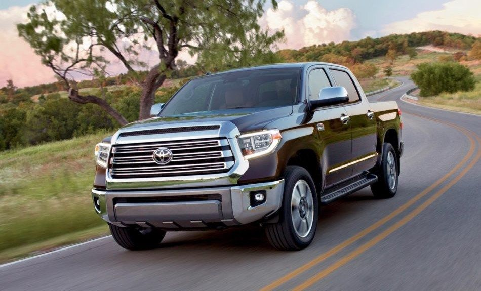 2021 Toyota Tundra New Design, Technology, and Price
