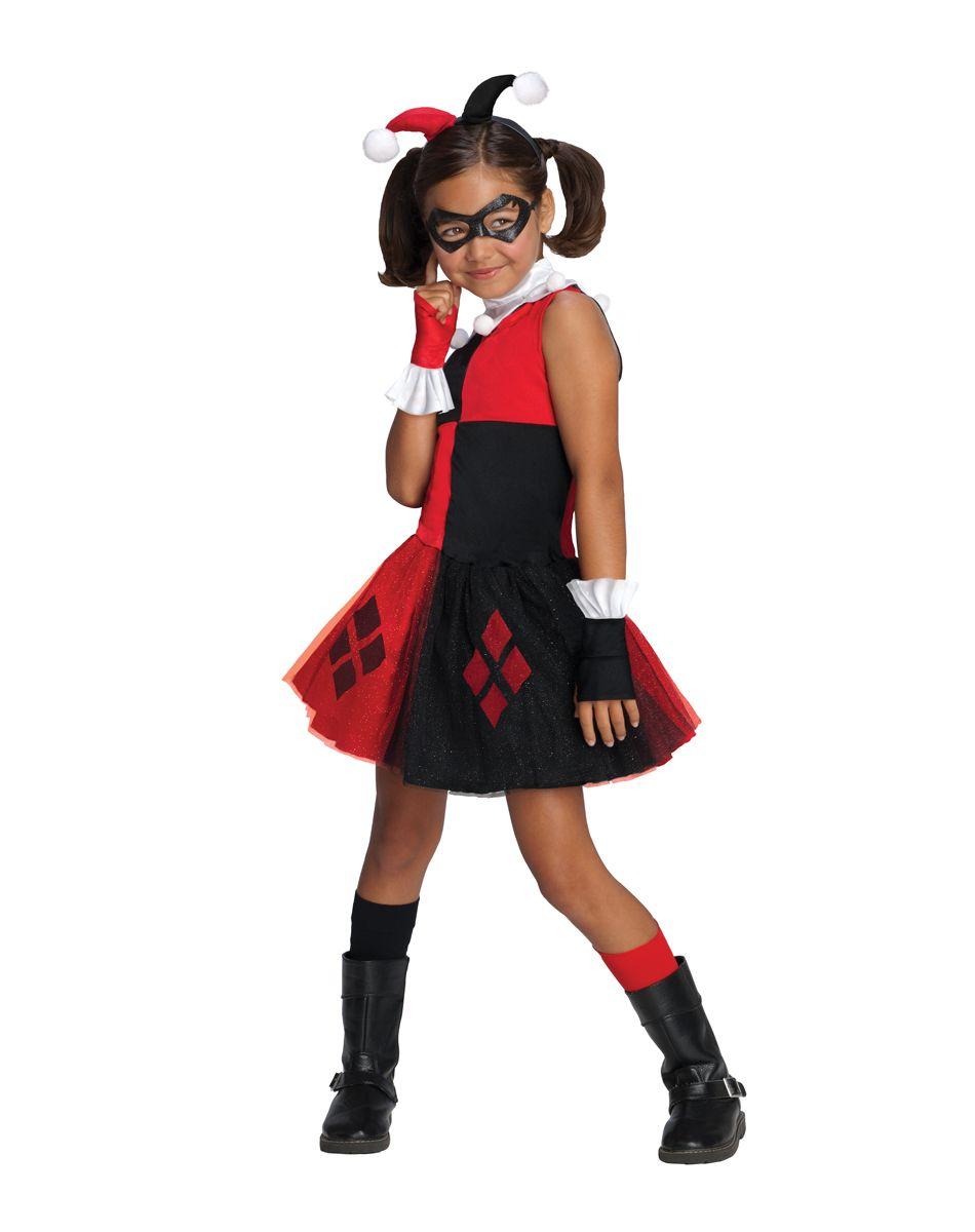 Harley Quinn Child Costume – Spirit Halloween   For Harley ...