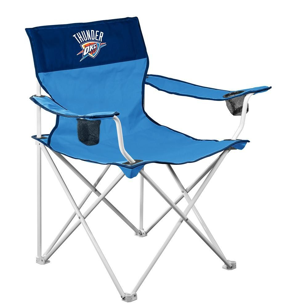 Inflatable furniture  Oklahoma City Thunder NBA Big Boy Chair  Oklahoma city thunder