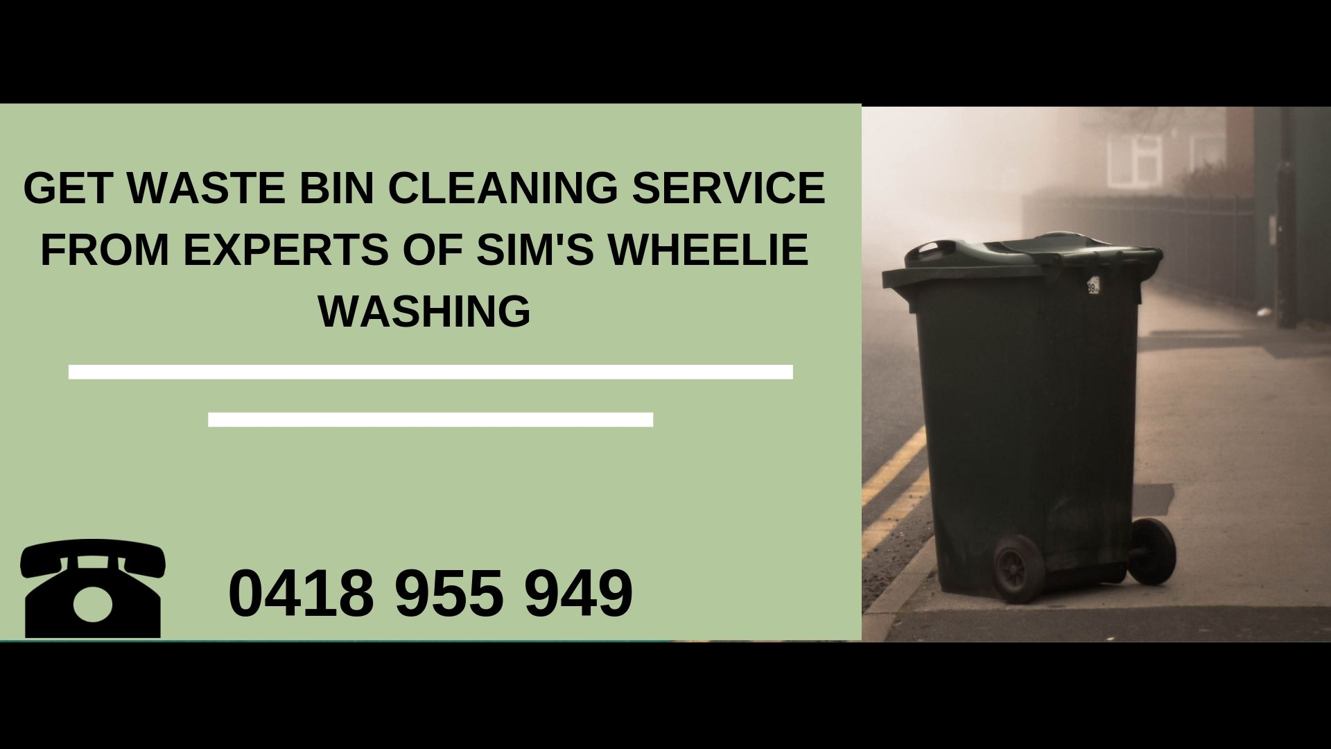 Get waste bin cleaning service from experts cleaning