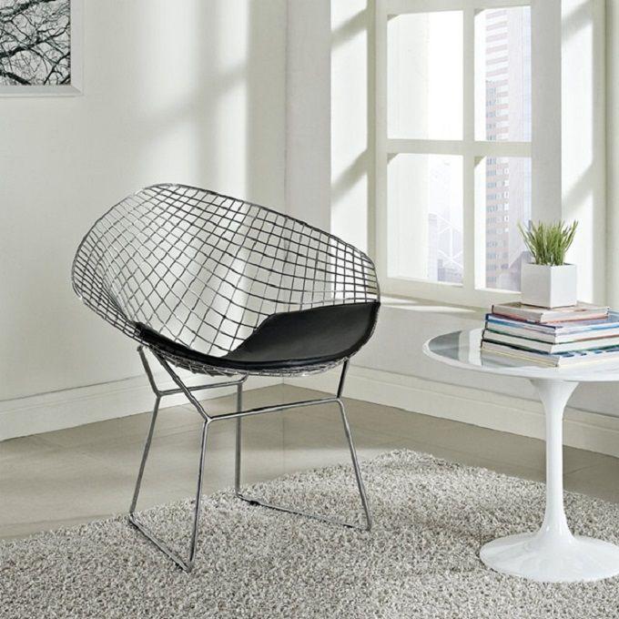 Frisches Design   Wohnen in Schwarz und Weiß http://wohnenmitklassikern.com/tendenzen/wohnen-in-schwarz-und-weis/