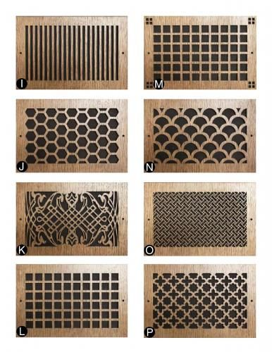 Decorative Air Registers Air Conditioning Heating For