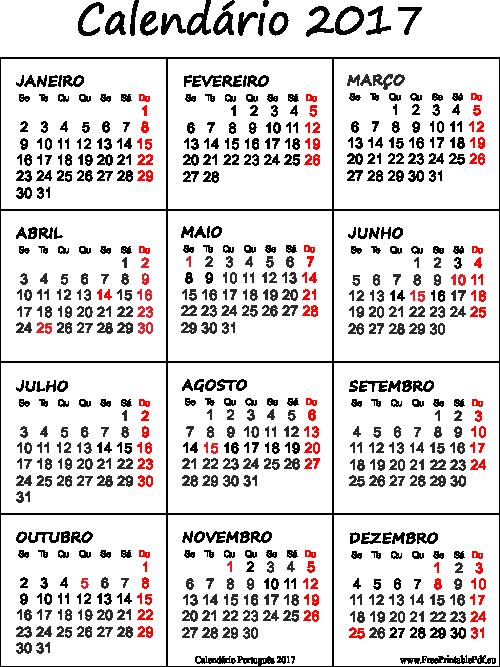 Calendarios 2018 Bolivia Para Imprimir