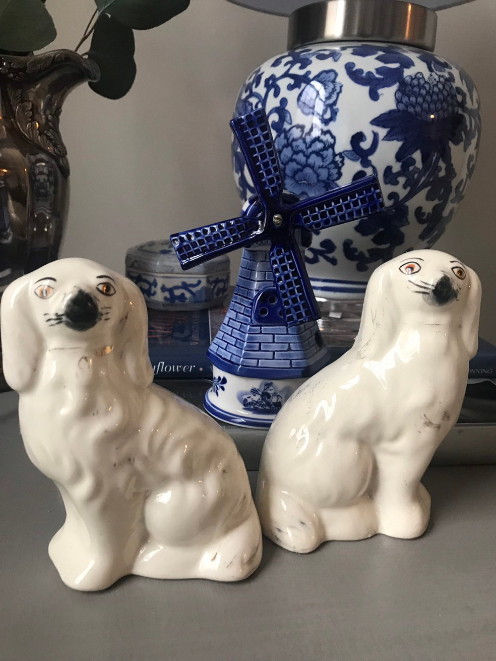 Staffordshire Dogs | Etsy