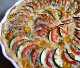 tomaten zucchini quiche rezept thermomix pinterest zucchini quiche tomaten und zucchini. Black Bedroom Furniture Sets. Home Design Ideas