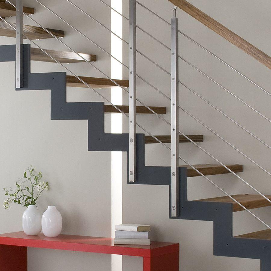 Genial Treppengeländer Verschönern Foto Von Holztreppe Sanieren