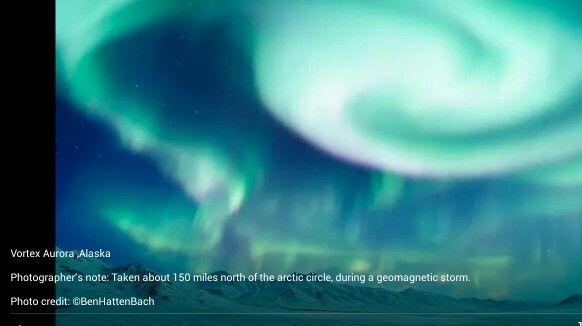 Vortex Aurora - Alaska