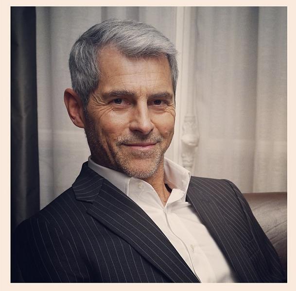 Chaque jour de la semaine, découvrez les nouveaux visages de #BruceField. Voici le premier! #newface #model #nouvellecollection
