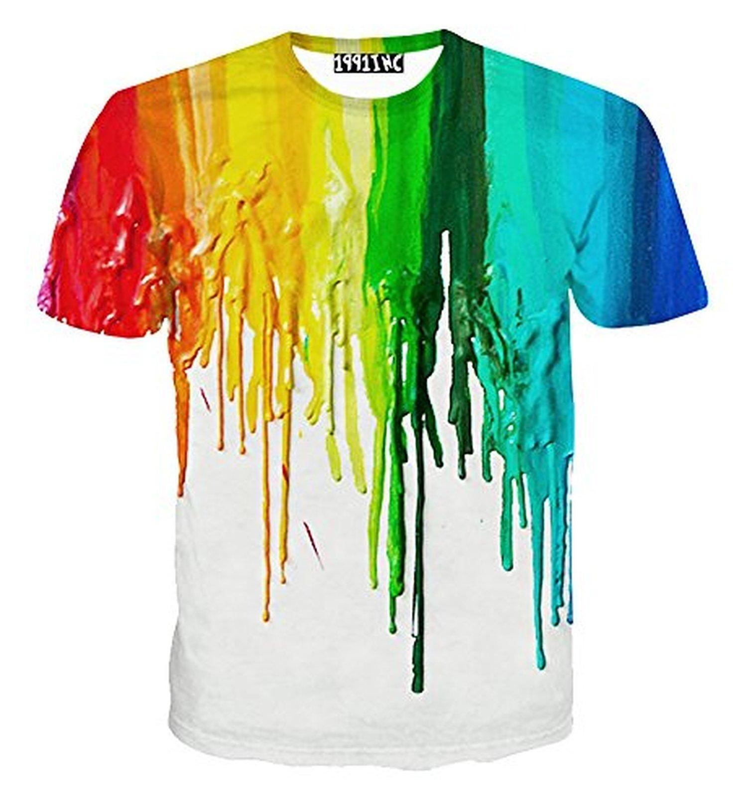 3d t shirt kopen