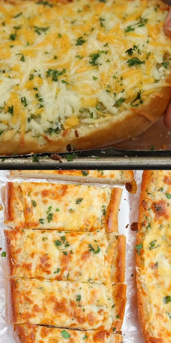 Photo of Cheesy Garlic Bread