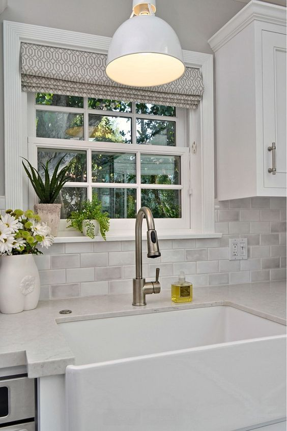 Looks To Love 50 Farmhouse Sinks Design Asylum Blog By Kellie Smith Kitchen Window Design Kitchen Sink Window Stylish Kitchen