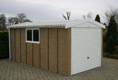 Best Apex Roof Garages For Sale Garage Roof Roof 400 x 300