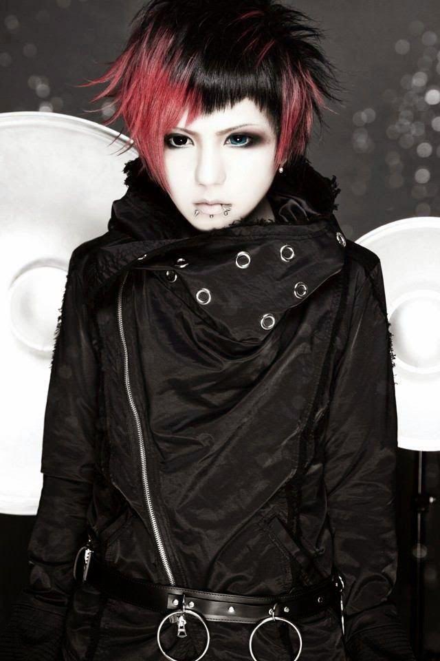 Japan\'s Visual Kei Hairstyles!   hot hair   Pinterest   Short bobs ...
